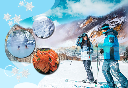 Độc đáo mùa đông Hokkaido 7N/6Đ NKH: 25/01/2020