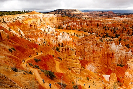Khám phá Hoa Kỳ: Las Vegas - Antelope Canyon - Monument Valley- Arches National Park - Salt Lake city - Yellowstone - Bryce Canyon 11N/10Đ