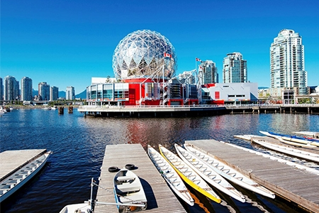 Toàn cảnh đất nước Canada Toronto– Ottawa - Montreal Quebec – Vancouver - Victoria 11N10Đ Nkh: 20/08/2020