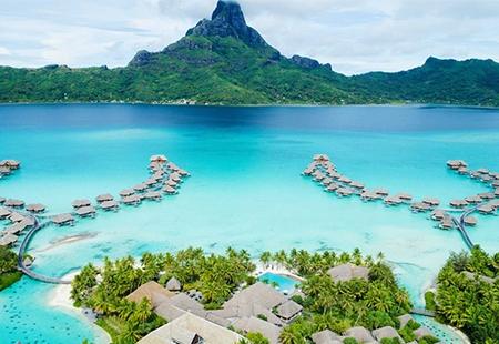 Khám phá thiên đường đảo Bora Bora kết hợp tham quan Tahiti - Fiji  12N11Đ Nkh: 12/11/2021