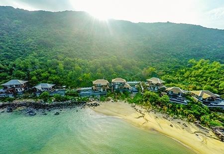 Nghỉ dưỡng INTER CONTINENTAL***** - Một trong những resort đẳng cấp nhất Việt Nam