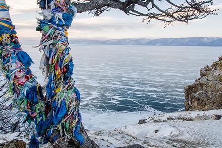 Hồ băng Baikal ( Siberia) Kho báu của thế giới 7N/6Đ  Khởi hành: 15/2/2022; 5/3/2022