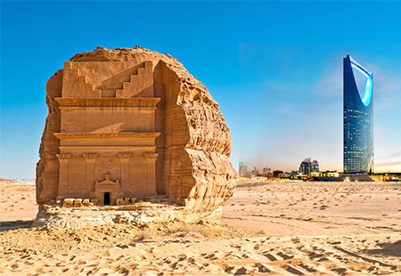 Ả Rập Xê Út – Viên Ngọc Huyền Bí vùng Trung Đông 9N/7Đ Kh: 08/01/2021 &; 13/01/2022