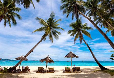 PHILIPPINES - Đất nước ngàn đảo và kỳ quan thiên nhiên Thế giới 8N/6Đ Kh: 18/1/2021